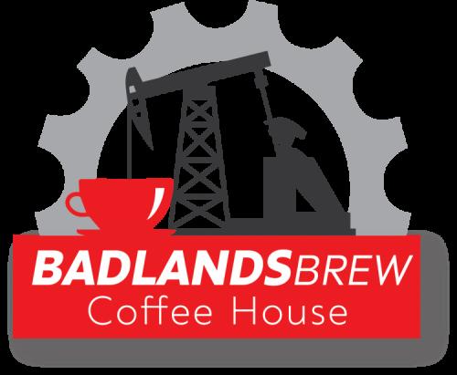 Badlands Brew Coffee House primary logo