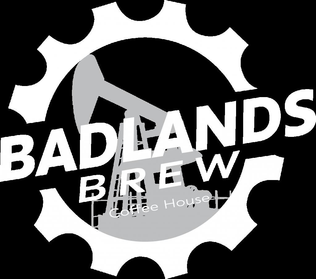 Badlands Brew Coffee House secondary logo