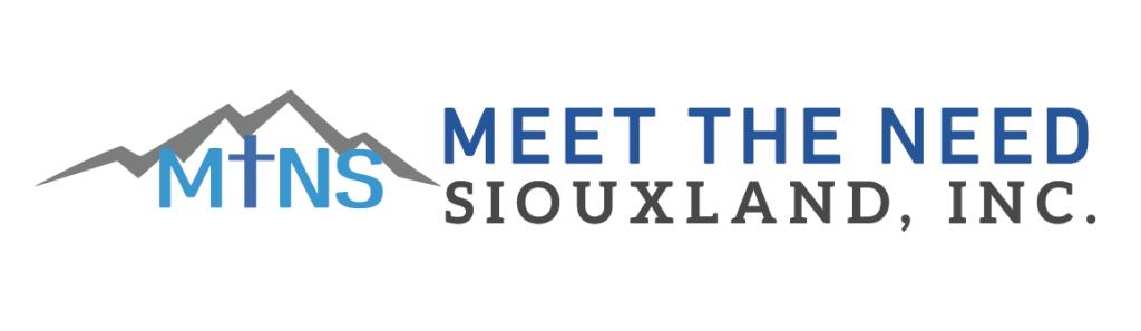 Meet the Need Siouxland logo